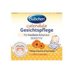 Bübchen Грижовен крем за лице с БИО Невен 75 ml