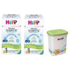 Organic Combiotic Преходно мляко -1 / 800 гр. 2бр. + кутия