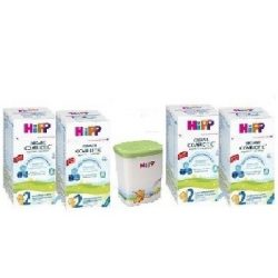 Organic Combiotic Преходно мляко -2 / 800 гр. 2бр. + кутия