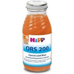 ORS 200 – диетична напитка на базата на моркови и ориз