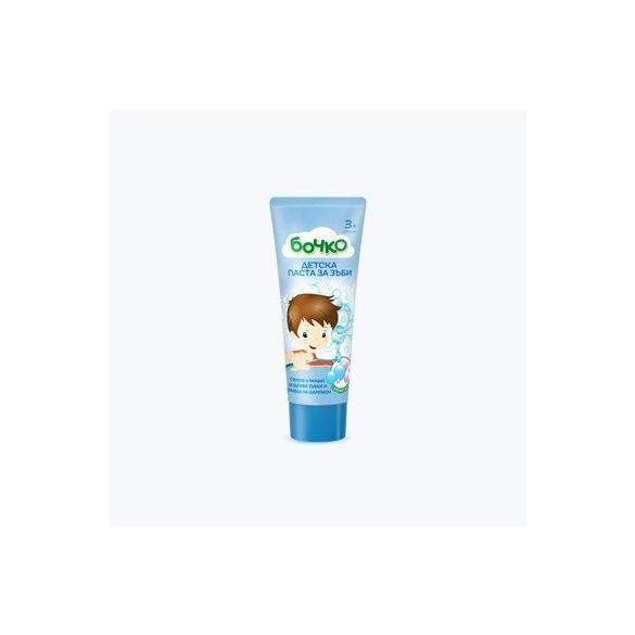 Детска паста за зъби с аромат на дъвка