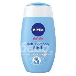NIVEA Нежен шампоан за коса и тяло