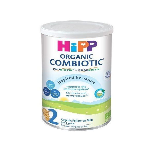 HIPP Organic Combiotic Преходно мляко -2 /350gr/