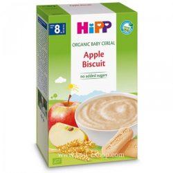 HIPP БИО Безмлечна каша Ябълки и бисквити