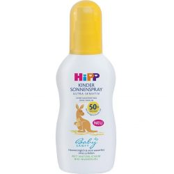 HIPP Слънцезащитeн спрей SPF50+ 150ml