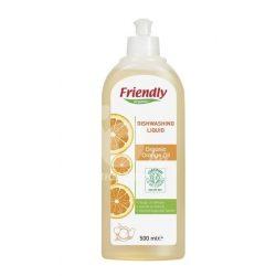 Friendly Препарат за измиване на съдове с портокалово масло