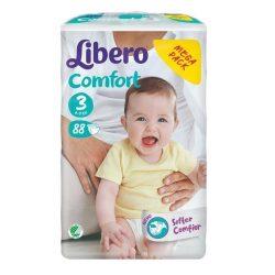 Libero EcoTech Baby Soft-3 (5-8кг.)88БР.