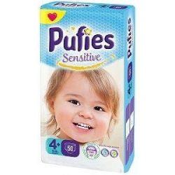 Pufies Sensitive 4+ 9-20кг 50 бр