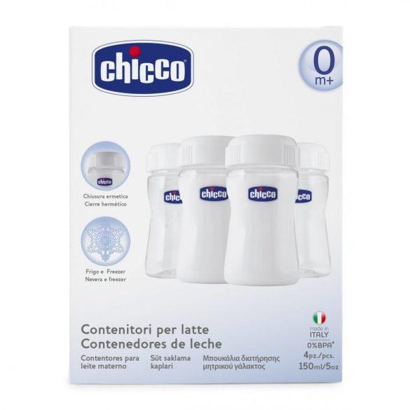 Chicco Комплект контейнери за кърма Wellbeing