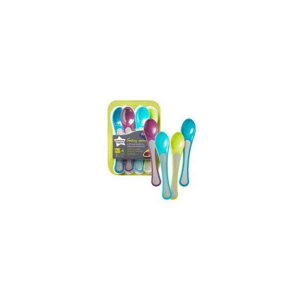 Tommee Tippee Лъжици за хранене  (4 бр./оп.) 6м+