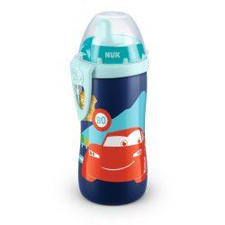 NUK Kiddy Cup 300мл, с твърд накрайник, CARS