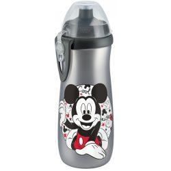 NUK Sports cup Mickey, 450мл Сив