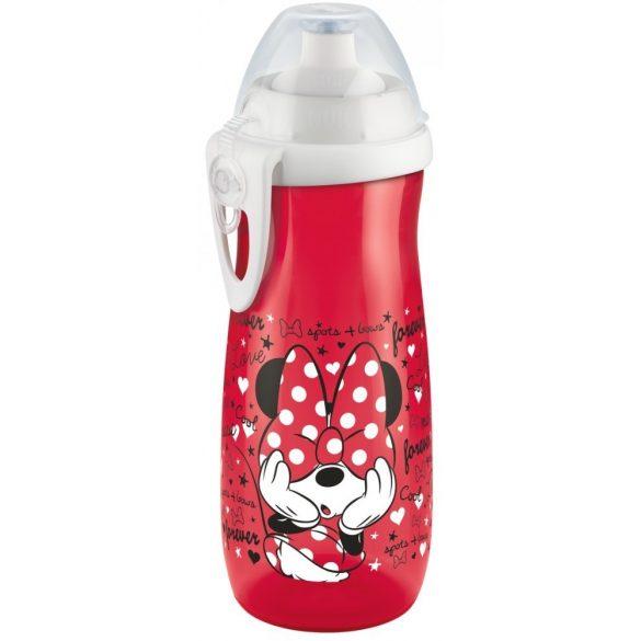 NUK Sports cup Mickey, 450мл Червен