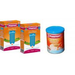 Plasmon 2бр.Кус - кус +Гранулирани бишкоти без глутен