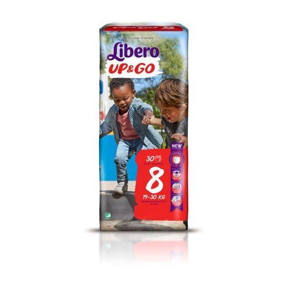 Libero / Либеро UP&GO 8 ГАЩИ (19-30 КГ) 30 БР