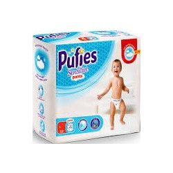 Pufies Sensitive гащи 5  (12-18кг.) 42 броя