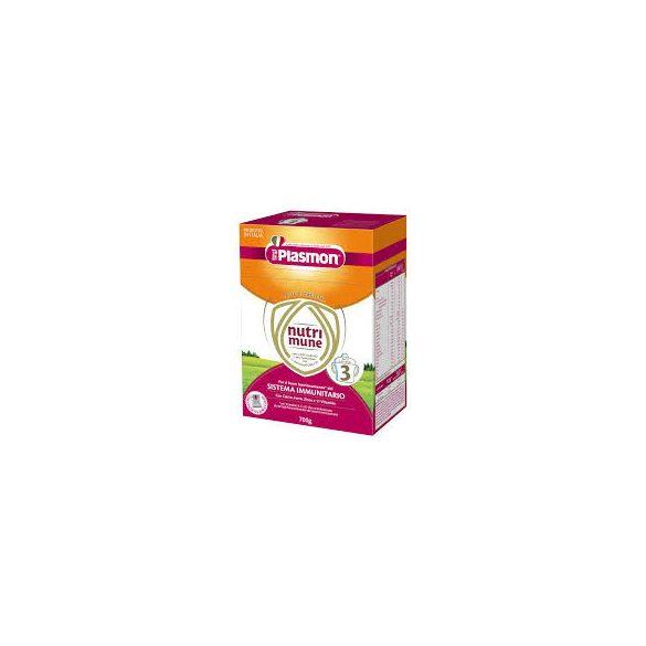 Плазмон/Plasmon NUTRIMUNE 3 Мляко за малки деца, 12+м 2x350g
