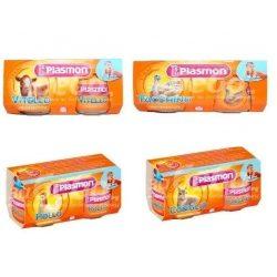 Plasmon -Плазмон 4бр.по 80 гр /добавки /