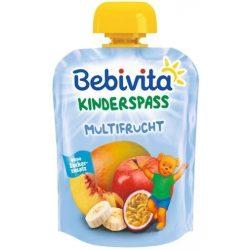 Bebivita Плодова закуска мултифрукт