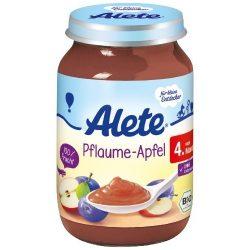 Nestlé Alete БИО Сливи и ябълки