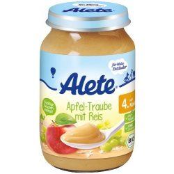 Nestlé Alete БИО Ябълка и грозде с ориз