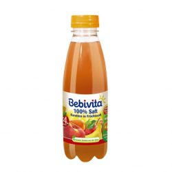 Bebivita Сок от плодове и моркови  6м. / 500ml