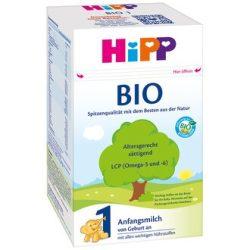 HiPP 1 БИО Мляко за кърмачета 0-6м 600г