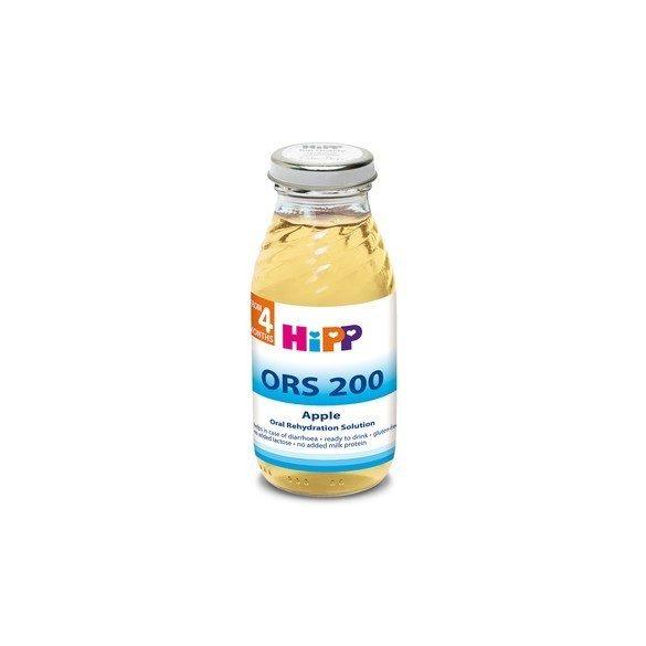 ORS 200 – диетична напитка на базата на ябълка
