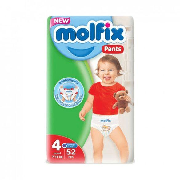 Molfix / Молфикс гащи 4 (7-14кг) 52бр.