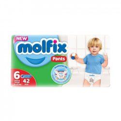 Molfix / Молфикс гащи 6 (15+кг) 42 бр