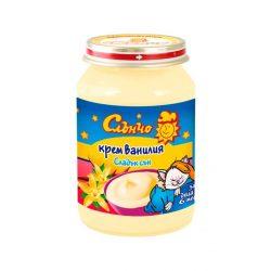 "Слънчо Бебешки десерт ""Крем ванилия"""