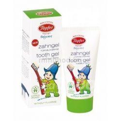 Töpfer Измиващ гел за млечни зъбки
