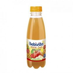 Bebivita Сок витамин C /6 бр. - 500ml /
