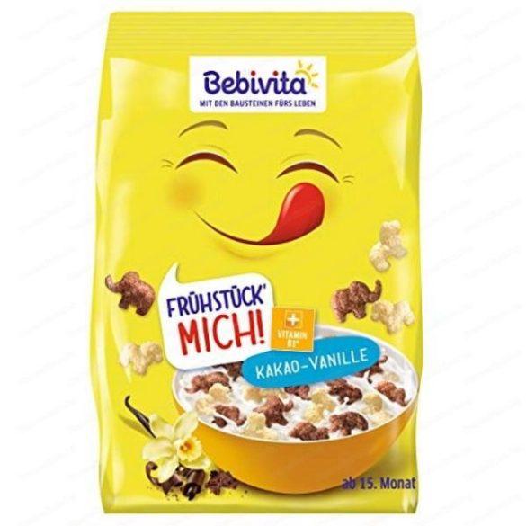 Bebivita Зърнена закуска Закуси с мен!  какао и ванилия