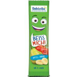 Bebivita Мек плодов бар ябълка-круша 25гр 1г