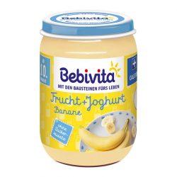 Bebivita Йогурт с плодове - банани