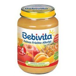 Bebivita Различни плодове