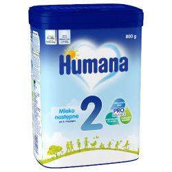 HUMANA 2 Преходно мляко -800гр.