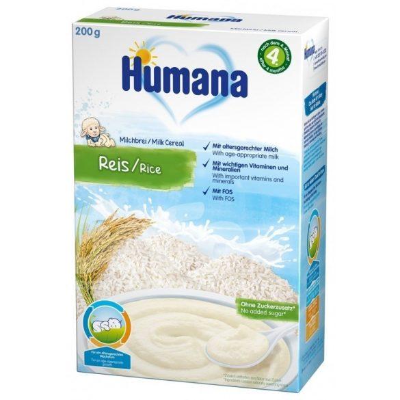 Humana Mлечна каша с ориз