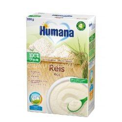 Humana  БИО Безмлечна каша ориз