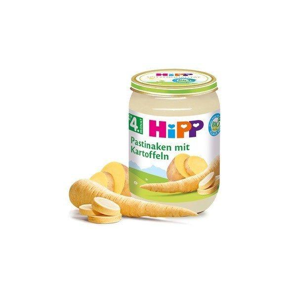 HIPP БИО Пащърнак с картофи