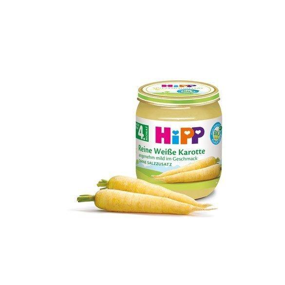 HIPP БИО Бял морков