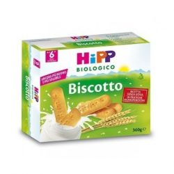 HiPP Органична разтворима бисквита 360гр / 6м