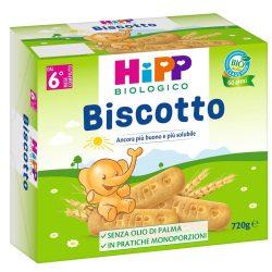 HiPP Органична разтворима бисквита 720гр / 6м