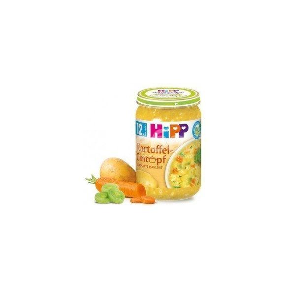 HIPP Био Картофена яхния 250г