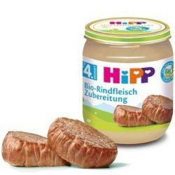 HIPP БИО Чисто телешко месо 4м