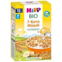 HIPP Био Мюсли 7 зърнени култури  12м+