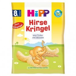 HiPP БИО Зърнени гризини от просо ( 30г)8м.