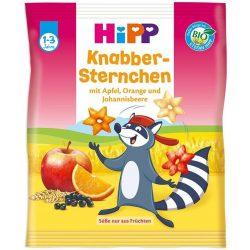 HiPP органично хрупкава  плодова звезда(30 г) 1-3г