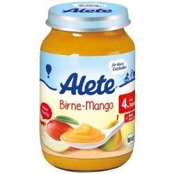 Nestlé Alete БИО Круша и манго